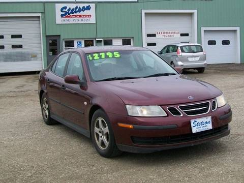 2004 Saab 9-3 for sale in North East, PA