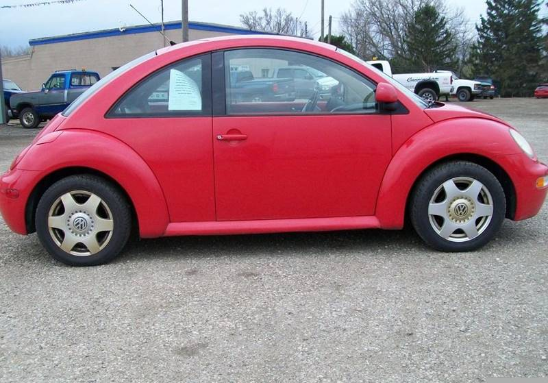 1998 Volkswagen New Beetle 2dr Hatchback - North East PA