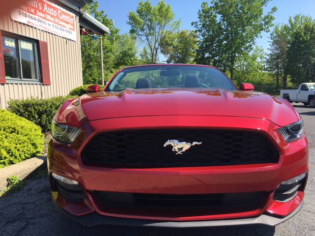 2016 Ford Mustang V6 2dr Convertible - Mechanicville NY