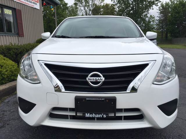 2015 Nissan Versa 1.6 S 4dr Sedan 4A - Mechanicville NY