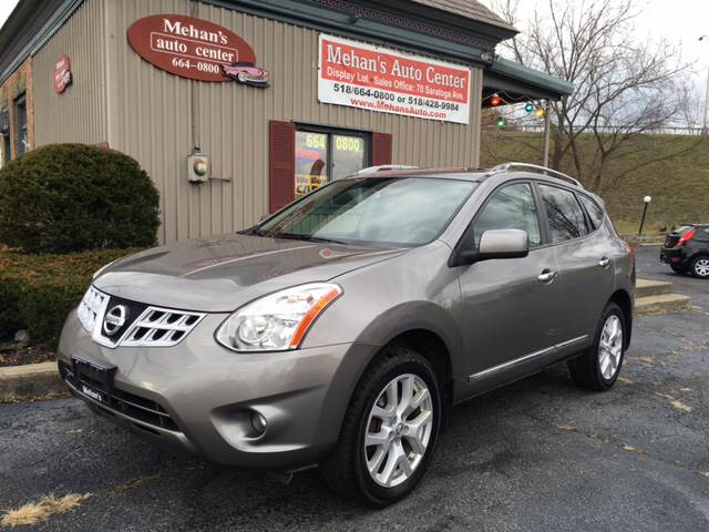 2011 Nissan Rogue for sale at Mehan's Auto Center in Mechanicville NY