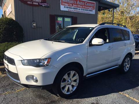 2012 Mitsubishi Outlander for sale in Mechanicville, NY