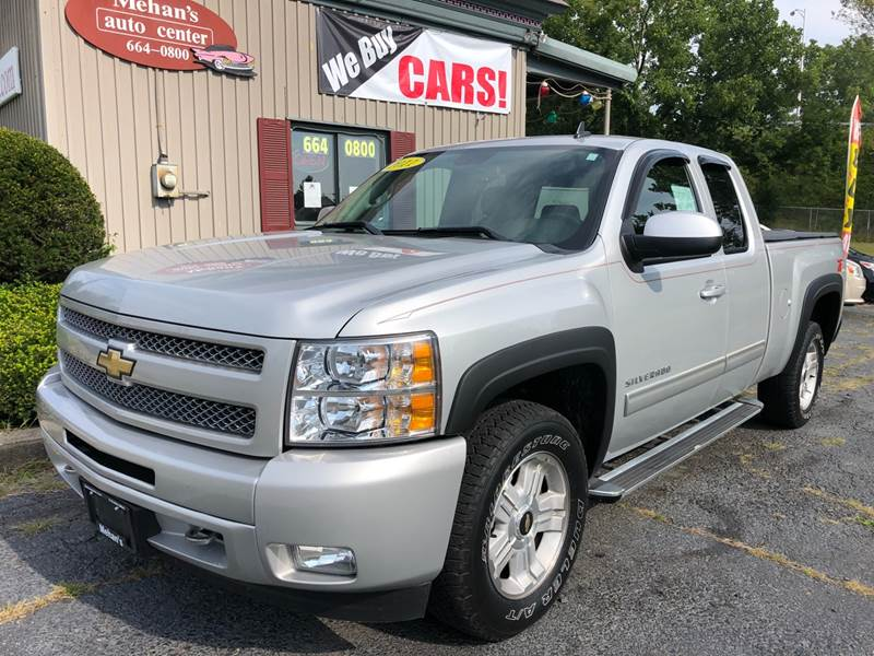 2011 Chevrolet Silverado 1500 for sale at Mehan's Auto Center in Mechanicville NY