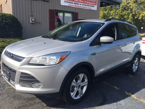 2014 Ford Escape for sale at Mehan's Auto Center in Mechanicville NY