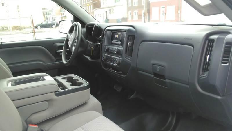 2015 GMC Sierra 1500 4x2 2dr Regular Cab 8 ft. LB - Mechanicville NY