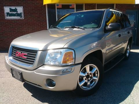 2003 GMC Envoy for sale in Parma, OH