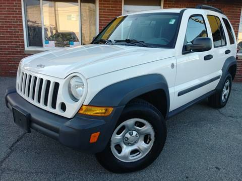 2007 Jeep Liberty for sale in Parma, OH