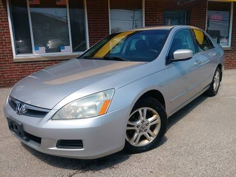 2007 Honda Accord for sale in Parma, OH