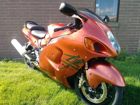 2003 Suzuki Hayabusa for sale in Parma, OH