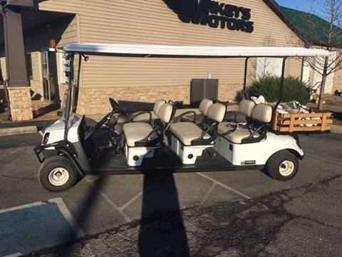 2015 Cushman SHUTTLE 8 for sale in Murfreesboro, TN