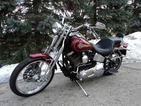2005 Harley-Davidson FXSTC