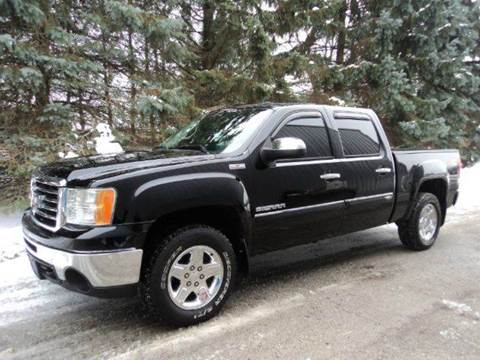 2010 GMC Sierra 1500 for sale at HUSHER CAR COMPANY in Caledonia WI
