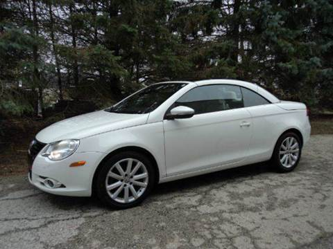 2009 Volkswagen Eos for sale at HUSHER CAR COMPANY in Caledonia WI