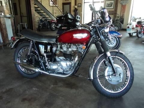 1968 Triumph Bonneville for sale in Caledonia, WI