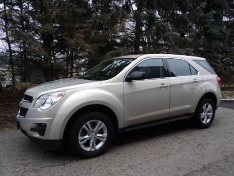 Chevrolet Equinox For Sale In Caledonia Wi Husher Car Co