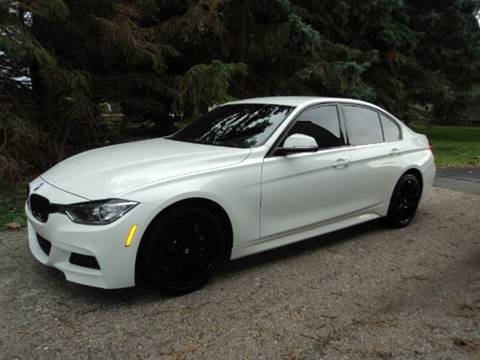 2015 BMW 3 Series for sale in Caledonia, WI