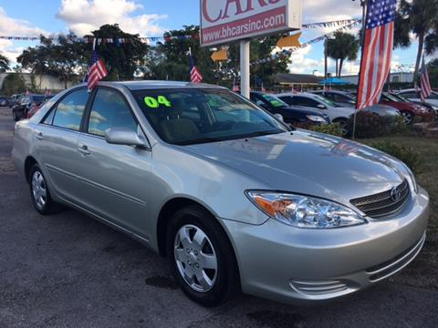 2004 Toyota Camry for sale in North Lauderdale, FL