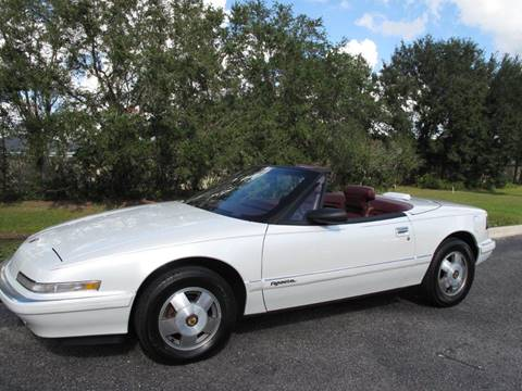 1990 Buick Reatta for sale at Auto Marques Inc in Sarasota FL