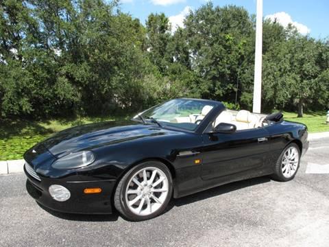 Aston Martin Db7 For Sale Carsforsale