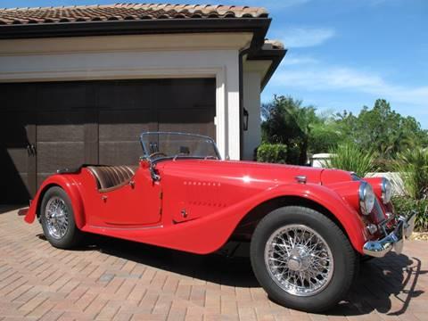 1966 Morgan 4/4 GT  series V for sale in Sarasota, FL