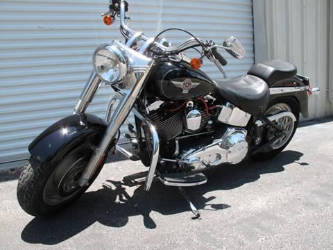 2006 Harley-Davidson FATBOY SOFTAIL FLSTFI
