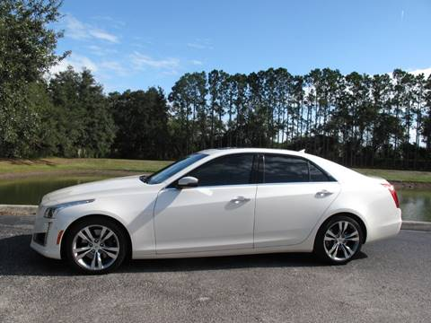 2014 Cadillac CTS for sale at Auto Marques Inc in Sarasota FL