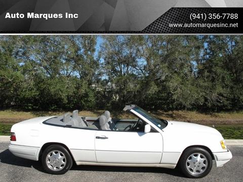 1995 Mercedes-Benz E-Class for sale at Auto Marques Inc in Sarasota FL