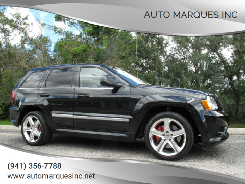 2009 Jeep Grand Cherokee for sale at Auto Marques Inc in Sarasota FL