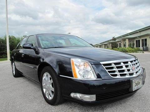 2006 Cadillac DTS for sale at Auto Marques Inc in Sarasota FL