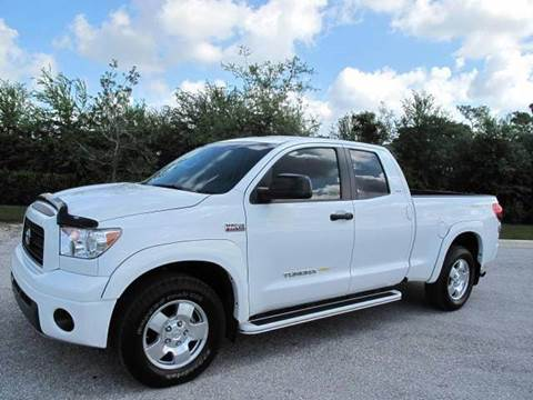 2007 Toyota Tundra for sale at Auto Marques Inc in Sarasota FL