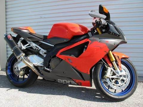 2007 Aprilia RSV1000R for sale at Auto Marques Inc in Sarasota FL