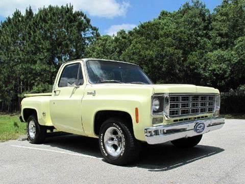 1976 Chevrolet Silverado  C10 for sale at Auto Marques Inc in Sarasota FL