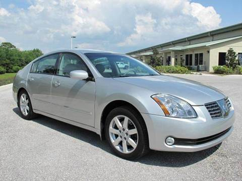 2004 Nissan Maxima for sale at Auto Marques Inc in Sarasota FL