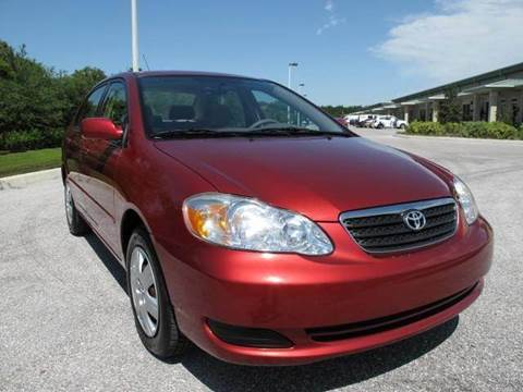 2005 Toyota Corolla for sale at Auto Marques Inc in Sarasota FL
