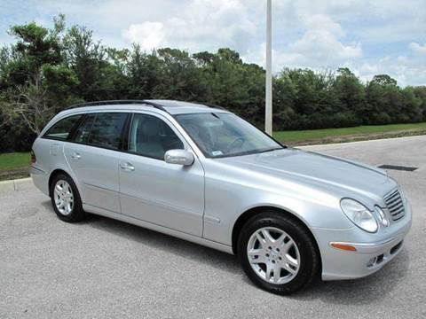 2006 Mercedes-Benz E-Class for sale at Auto Marques Inc in Sarasota FL