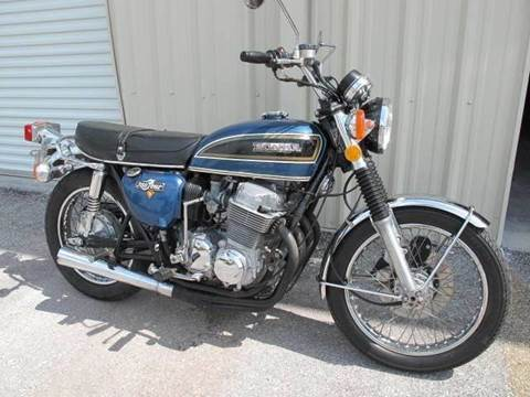 1975 Honda CB750FOUR for sale at Auto Marques Inc in Sarasota FL