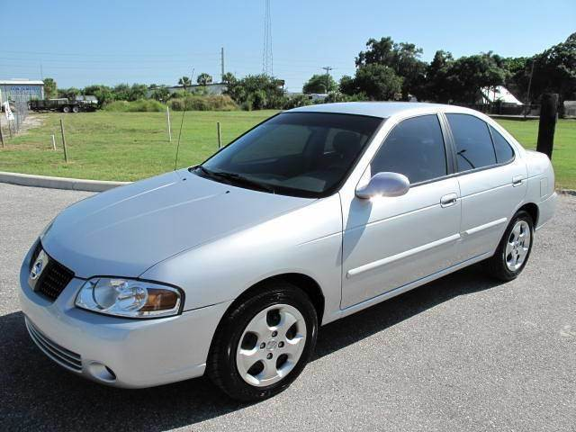 2006 Nissan Sentra for sale at Auto Marques Inc in Sarasota FL