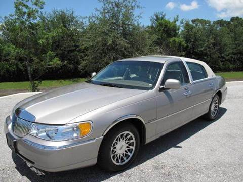 2000 Lincoln Town Car for sale at Auto Marques Inc in Sarasota FL