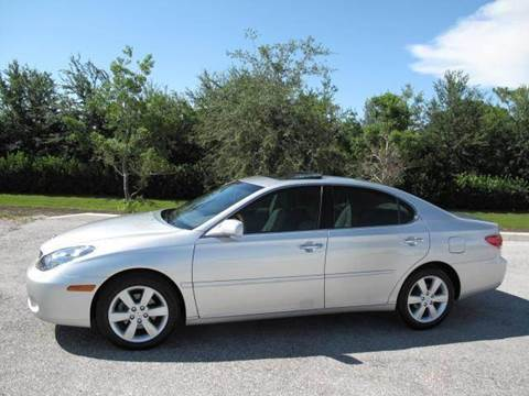 2005 Lexus ES 330 for sale at Auto Marques Inc in Sarasota FL