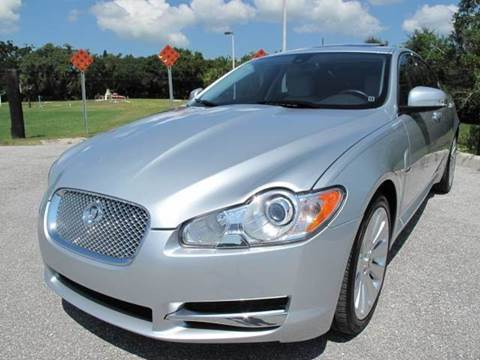 2009 Jaguar XF for sale at Auto Marques Inc in Sarasota FL