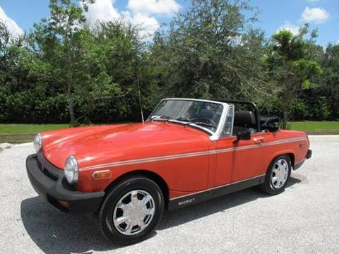 1978 MG MGB for sale at Auto Marques Inc in Sarasota FL