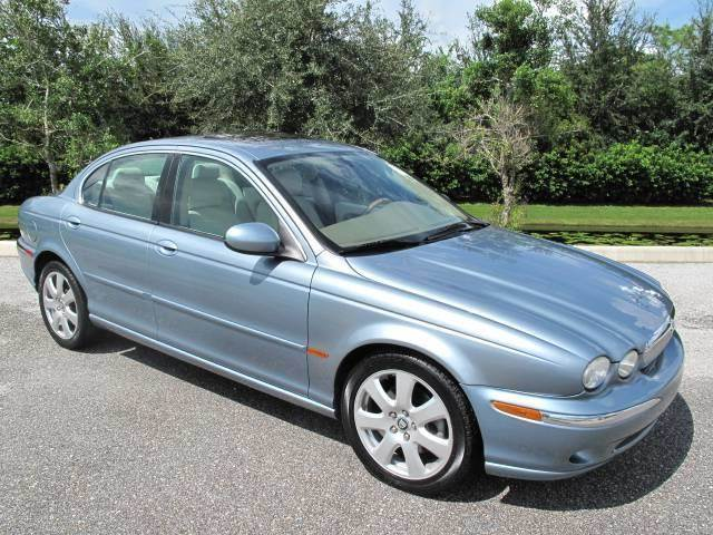 2004 Jaguar X-Type for sale at Auto Marques Inc in Sarasota FL