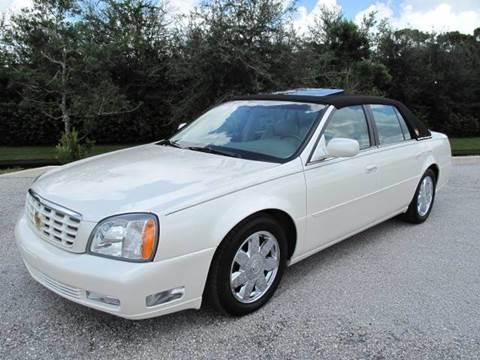 2003 Cadillac DeVille for sale at Auto Marques Inc in Sarasota FL