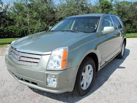 2004 Cadillac SRX for sale at Auto Marques Inc in Sarasota FL
