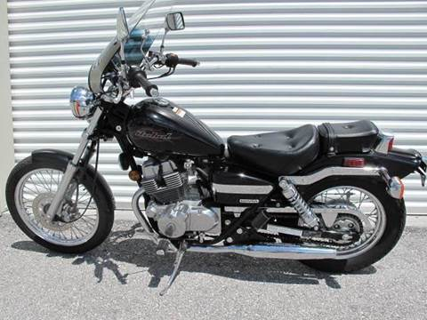 2006 Honda REBEL 250 for sale at Auto Marques Inc in Sarasota FL