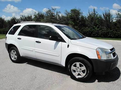 2005 Chevrolet Equinox for sale at Auto Marques Inc in Sarasota FL