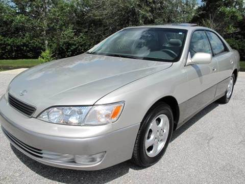 1999 Lexus ES 300 for sale at Auto Marques Inc in Sarasota FL