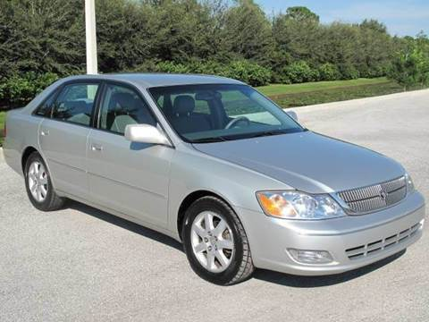 2000 Toyota Avalon for sale at Auto Marques Inc in Sarasota FL