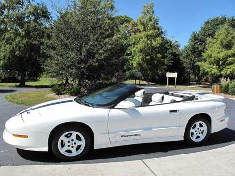 1994 Pontiac Firebird for sale at Auto Marques Inc in Sarasota FL