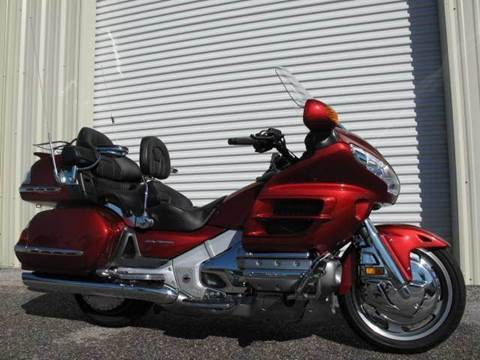 2008 Honda Goldwing for sale at Auto Marques Inc in Sarasota FL